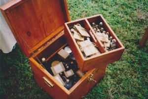 Revolutionary War Medicines and Chest